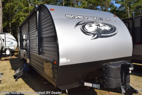 2019 Forest River Grey Wolf 26DJSE