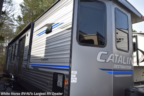 2020 Coachmen Catalina Destination 39FKTS