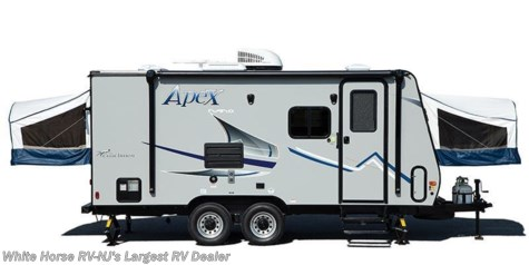 2020 Coachmen Apex Nano 15X