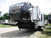 2015 Heartland Cyclone CY 3110 Triple Slide, Rear 10' Garage