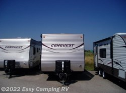 Used 2014 Gulf Stream Conquest 24BHL available in Nevada, Iowa
