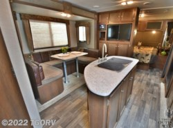 Used 2015  Keystone Bullet 220RBI by Keystone from The Great Outdoors RV in Evans, CO