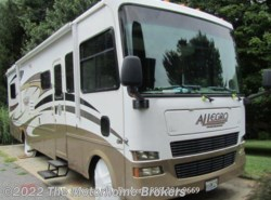 Used 2007  Tiffin Allegro 32BA by Tiffin from The Motorhome Brokers in Salisbury, MD