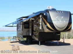 Used 2016  DRV Elite Suites 38RSSB3 (in Aurora, CO)