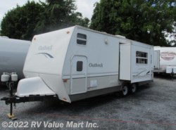 Used 2004  Keystone Outback 25RSS by Keystone from RV Value Mart Inc. in Lititz, PA