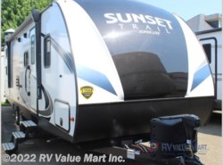New 2018 CrossRoads Sunset Trail Super Lite SS289QB available in Lititz, Pennsylvania