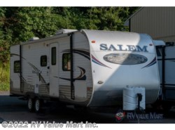 Used 2013  Forest River Salem 26TBUD