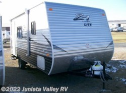 New 2016  CrossRoads Z-1 Z1 Lite 18RB by CrossRoads from Juniata Valley RV in Mifflintown, PA