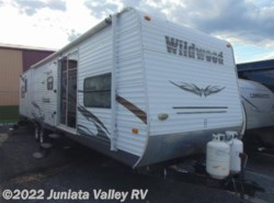 Used 2011  Forest River Wildwood 36BHBS by Forest River from Juniata Valley RV in Mifflintown, PA