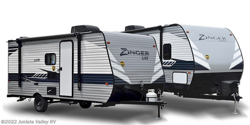 2021 CrossRoads Zinger Lite ZR280BH - Stock #2369