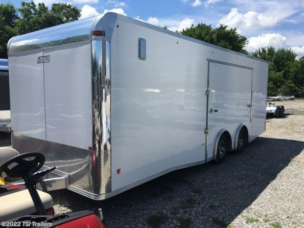 2020 Mission Trailers 8.5 x 24 EZ Hauler Car Trailer available in Van Alstyne, TX