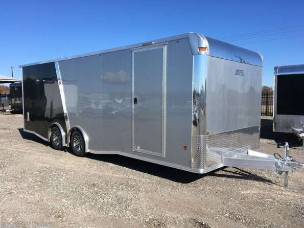 2020 Mission Trailers Car Hauler EZEC8x24CH available in Van Alstyne, TX