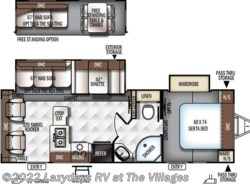 New 2018  Forest River Rockwood 2604WS by Forest River from Alliance Coach in Wildwood, FL