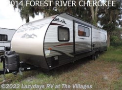 Used 2014  Forest River Cherokee 27RR