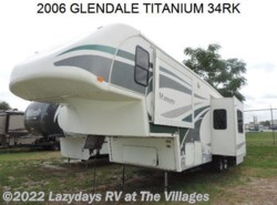 Used 2006  Glendale RV Titanium 34RK by Glendale RV from Alliance Coach in Wildwood, FL
