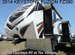 Used 2014 Keystone Fuzion FZ390 available in Wildwood, Florida