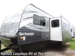 New 2018  Keystone Springdale 38FL by Keystone from Alliance Coach in Wildwood, FL