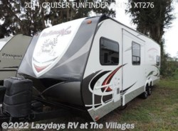 Used 2014  Cruiser RV  FUNFINDER EXTRA XT276 by Cruiser RV from Alliance Coach in Wildwood, FL