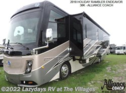 New 2018  Holiday Rambler Endeavor 38K by Holiday Rambler from Alliance Coach in Wildwood, FL