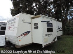 Used 2007  Forest River  ROCKWOOOD 8272S by Forest River from Alliance Coach in Wildwood, FL