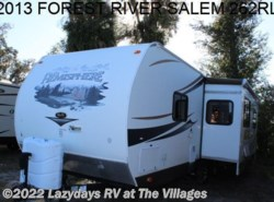 Used 2013  Forest River Salem 262RL