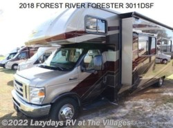 New 2018  Forest River Forester 3011DSF by Forest River from Alliance Coach in Wildwood, FL