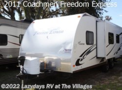 Used 2011  Coachmen Freedom Express 242RBS by Coachmen from Alliance Coach in Wildwood, FL