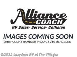 New 2018  Holiday Rambler Prodigy 24A by Holiday Rambler from Alliance Coach in Wildwood, FL