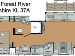 New 2018  Forest River Berkshire XL 37A by Forest River from Alliance Coach in Wildwood, FL