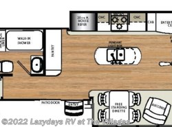 New 2018  Forest River Sierra 401FLX by Forest River from Alliance Coach in Wildwood, FL