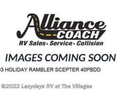 Used 2003  Holiday Rambler Scepter 40PBDD by Holiday Rambler from Alliance Coach in Wildwood, FL