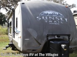 Used 2013  CrossRoads Sunset Trail 30RK by CrossRoads from Alliance Coach in Wildwood, FL