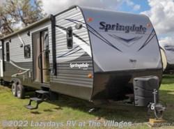 Used 2017  Keystone Springdale  by Keystone from Alliance Coach in Wildwood, FL