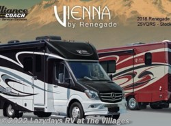 New 2018  Renegade  VIENNA by Renegade from Alliance Coach in Wildwood, FL