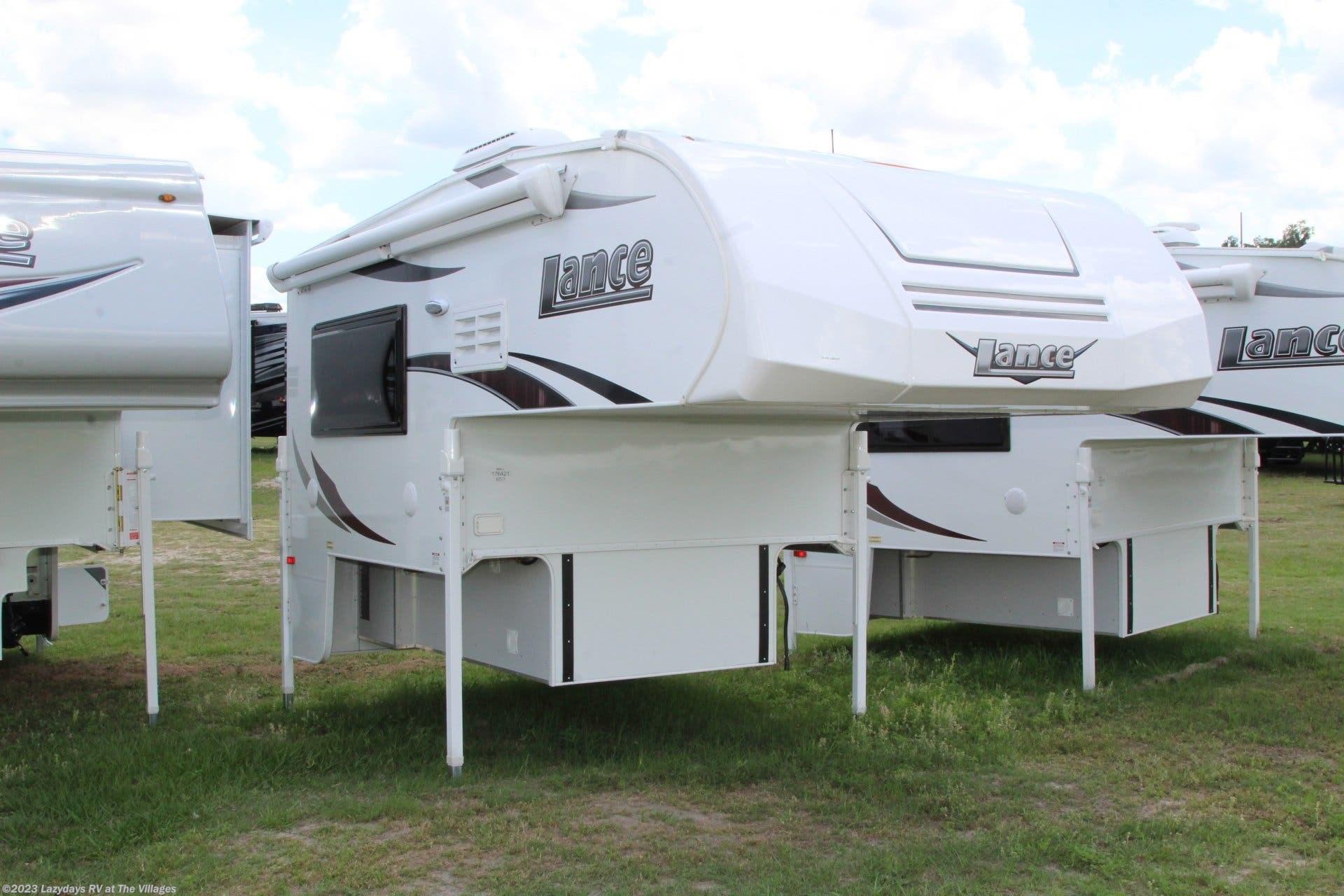 Truck Camper For Sale >> 2020 Lance Rv Truck Camper For Sale In Wildwood Fl 34785 Lanc6421