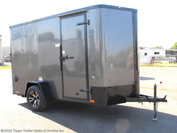 2021 Cargo Craft Elite V Sport 6x12 RAMP available in Bossier City, LA