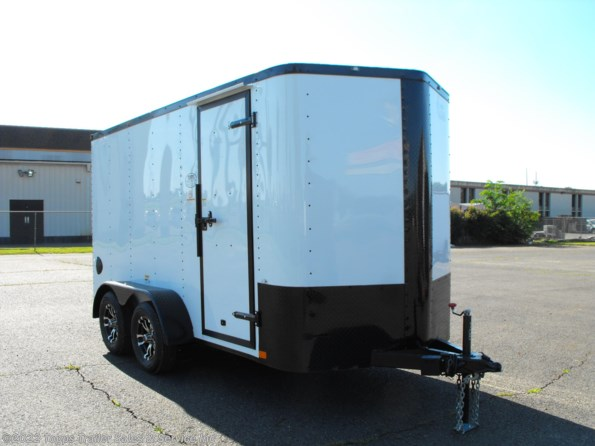 2021 Cargo Craft Elite V Sport 6X14 T/A RAMP available in Bossier City, LA
