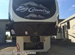 New 2015 Heartland RV Big Country 3596RE available in Elkhart, Indiana
