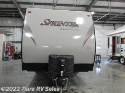 New 2015 Keystone Sprinter Campfire 27RL available in Elkhart, Indiana