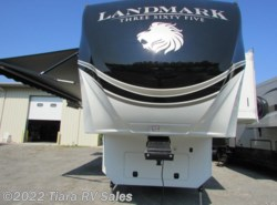 New 2016  Heartland RV Landmark 365 CHARLESTON by Heartland RV from Tiara RV Sales in Elkhart, IN