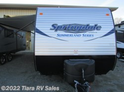 New 2016 Keystone Springdale Summerland 2600TB available in Elkhart, Indiana