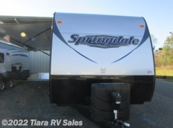 New 2016 Keystone Springdale 262RK available in Elkhart, Indiana