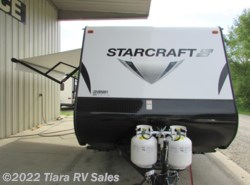 New 2018  Starcraft Launch Outfitter 21FBS by Starcraft from Tiara RV Sales in Elkhart, IN