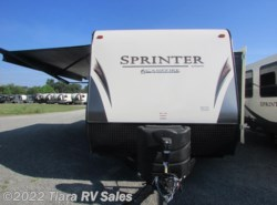 New 2018  Keystone Sprinter CAMPFIRE 29BH by Keystone from Tiara RV Sales in Elkhart, IN