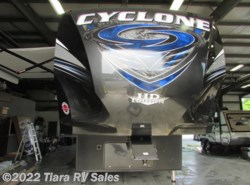 New 2017  Heartland RV Cyclone 4250 by Heartland RV from Tiara RV Sales in Elkhart, IN