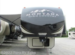 New 2018  Keystone Montana High Country 345RL by Keystone from Tiara RV Sales in Elkhart, IN