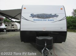 New 2018  Keystone Springdale Summerland 2820BH by Keystone from Tiara RV Sales in Elkhart, IN