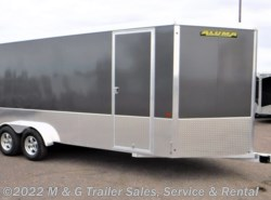 2020 Aluma AE720TAM Enclosed Cargo with Sport Pkg - Charcoal