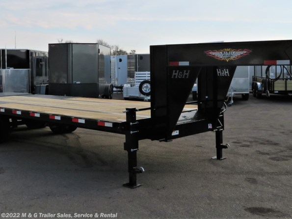 Link for M & G Trailer Sales, Service & Rental