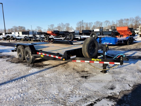 2021 Big Tex 83x16 Equipment Trailer - 14K available in Ramsey, MN